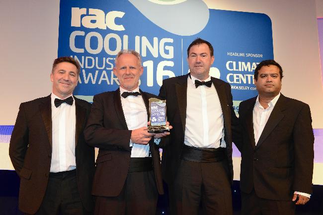 Rittal Blue e+ Cooling Unit Wins International Award
