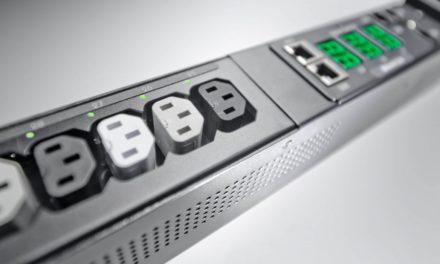 Server Technology's Intelligent HDOT Switched PDUs