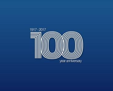 100-year-logo_Blue-Background