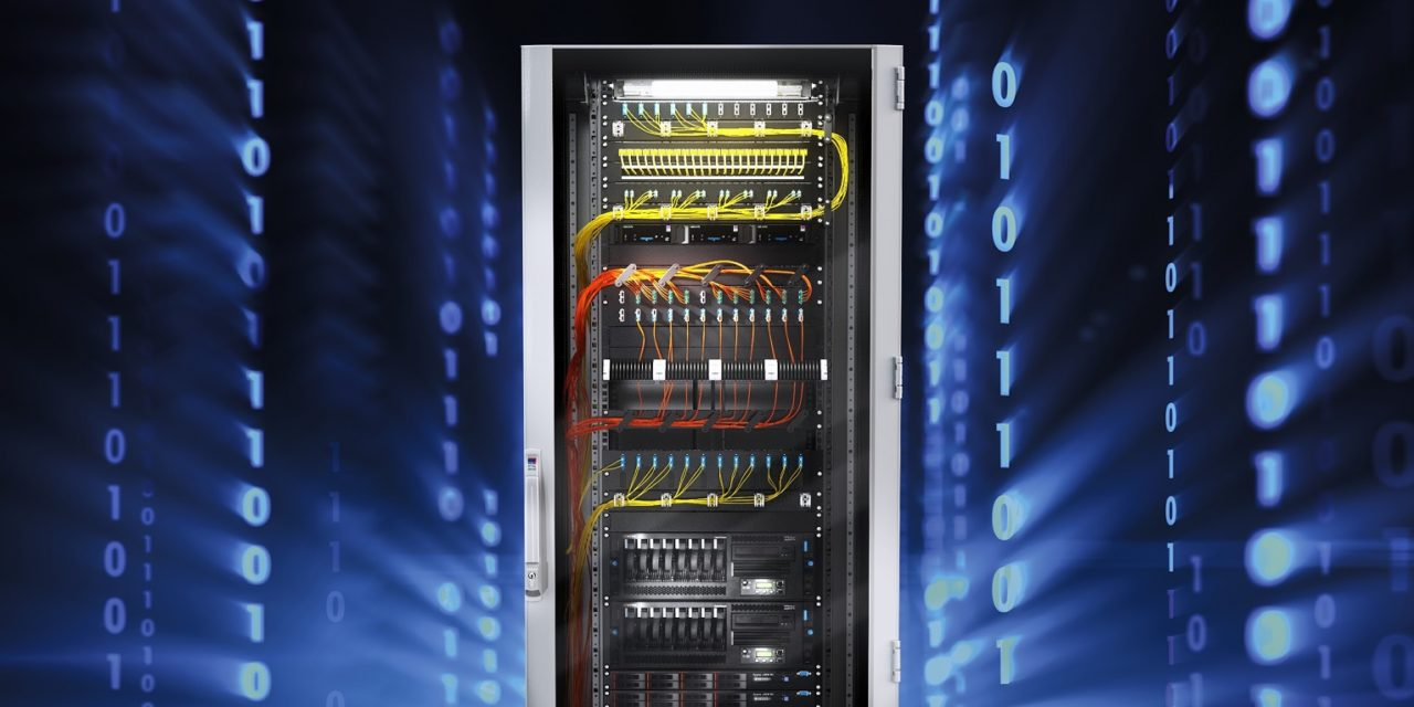 Rittal TS IT Rack on Show at DCW