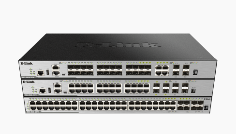 New D-Link Switch Series delivers high performance, scalability and security