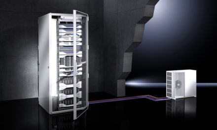 Rittal's DX Enclosure-Based Cooling Solutions Support Growing IT Needs