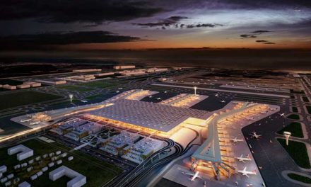 R&M Provide Connectivity for the World's Largest Airport in Istanbul