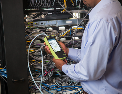 NETSCOUT Announces First Android-Based Smart Network Tester