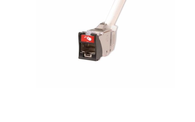 Siemon launches new Z-MAX 45 Category 6A shielded outlet