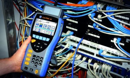 LAN cable certification