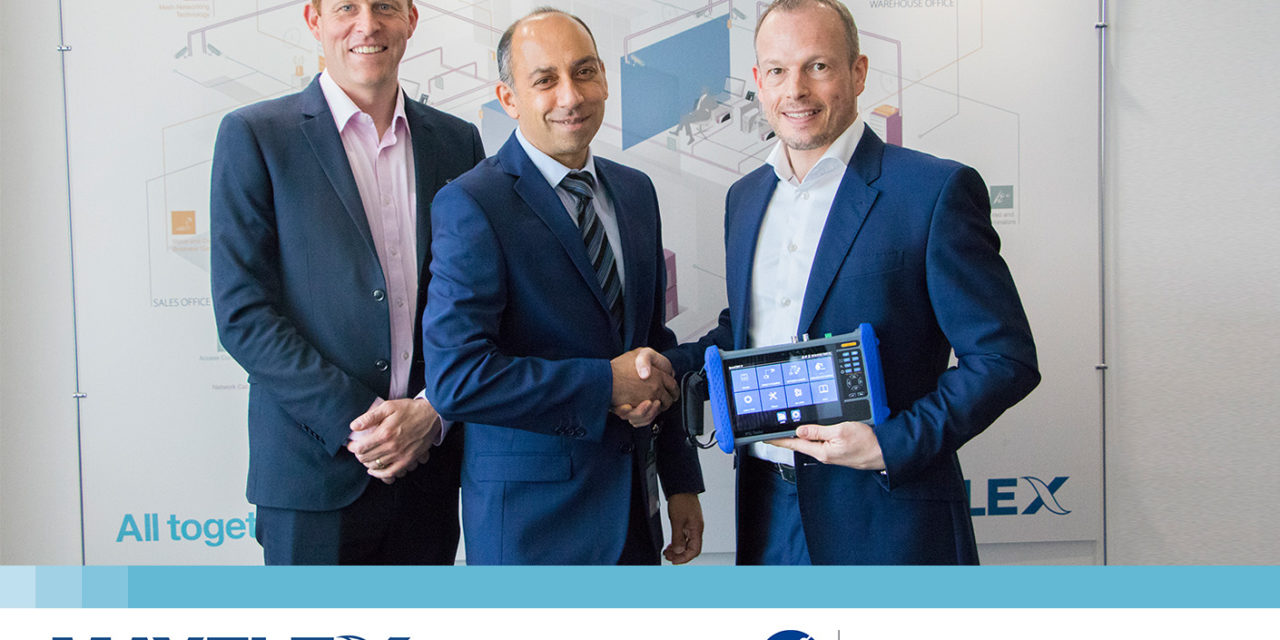 IDEAL Networks forms distribution agreement with Mayflex