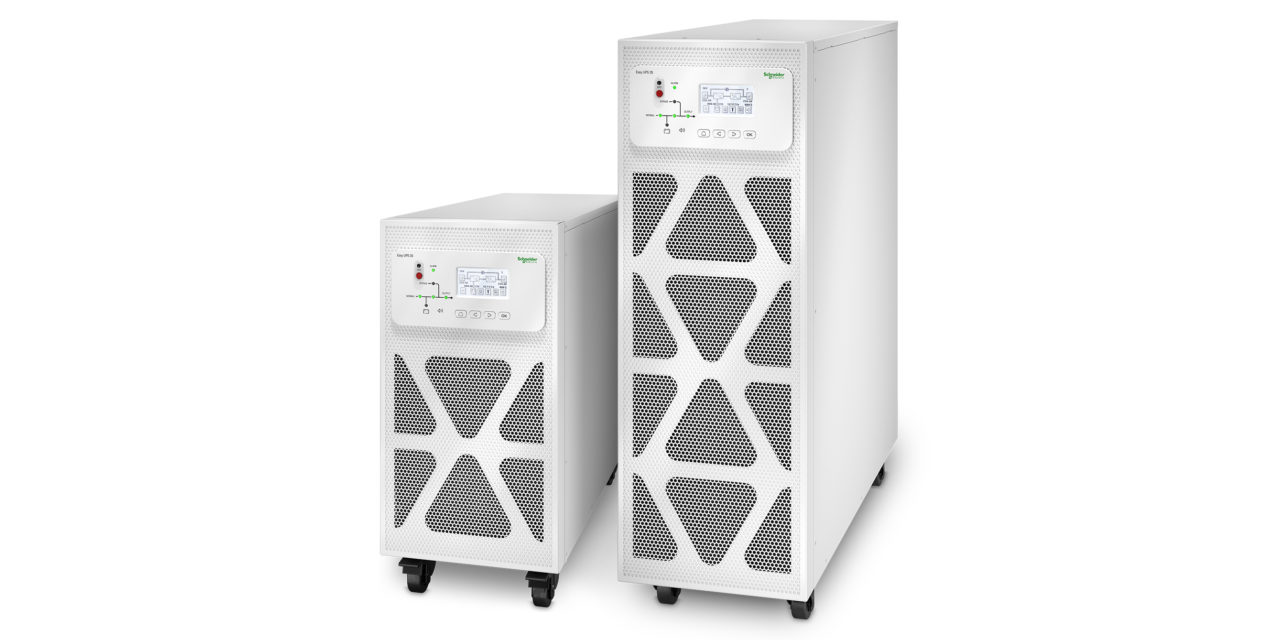 Schneider Electric Introduces Easy UPS 3S