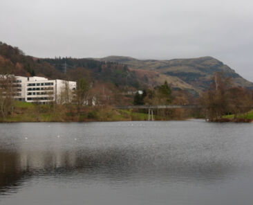 Stirling-Campus-with-Lake-Video-still
