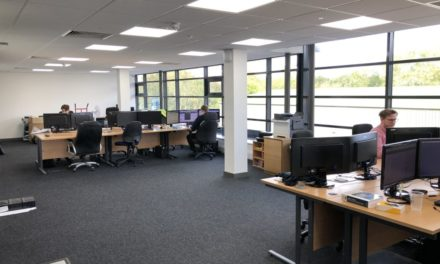 VooServers launch new head office after a successful year