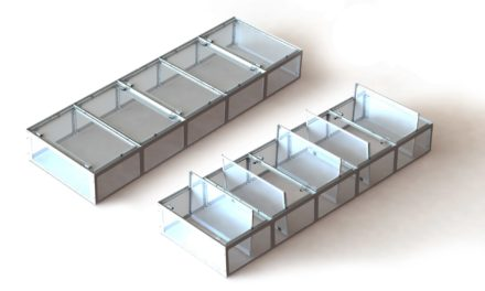 Siemon introduces cold aisle containment solution