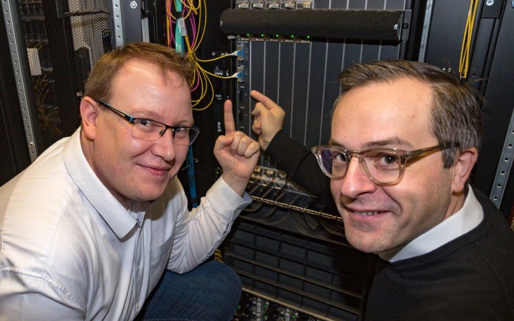 DE-CIX First Internet Exchange Worldwide to Offer 400-Gigabit Ethernet Access Technology