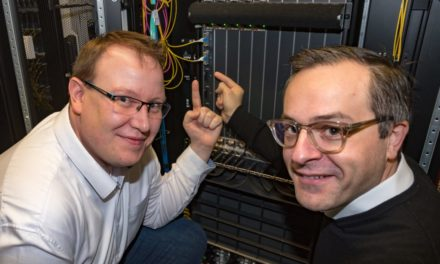 DE-CIX First Internet Exchange Worldwide to Offer 400-Gigabit Ethernet Access Technology