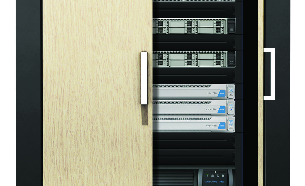 Schneider Electric Combines Physical Infrastructure with Cisco's HyperFlex™ Edge for New Micro Data Centre Options