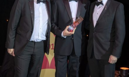 Leviton Network Solutions Europe wins Outstanding Business Award