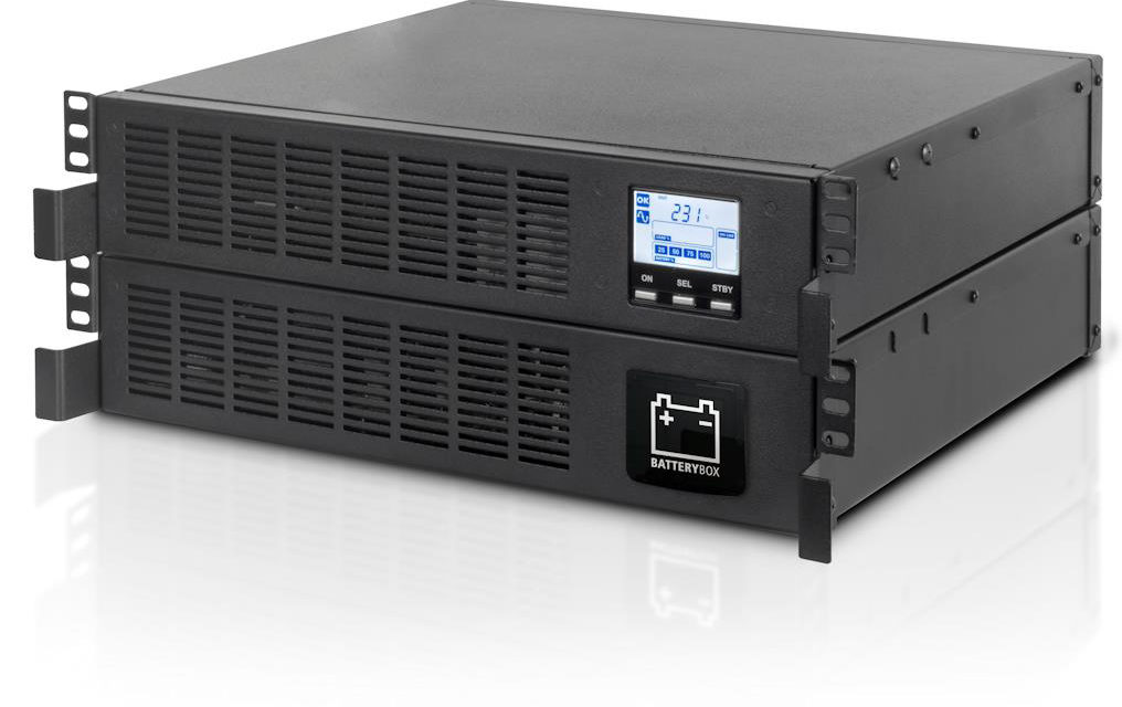 Riello UPS Launches New Rack-Mounted Version Of Popular Sentinel Pro