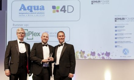 Aqua wins data centre accolade