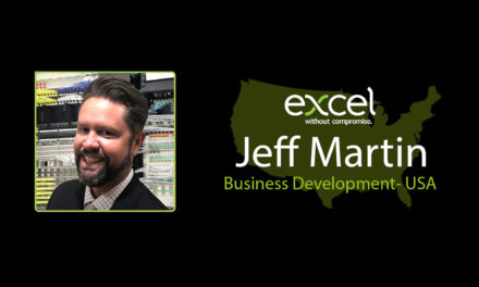Jeff Martin Joins the Excel USA Team