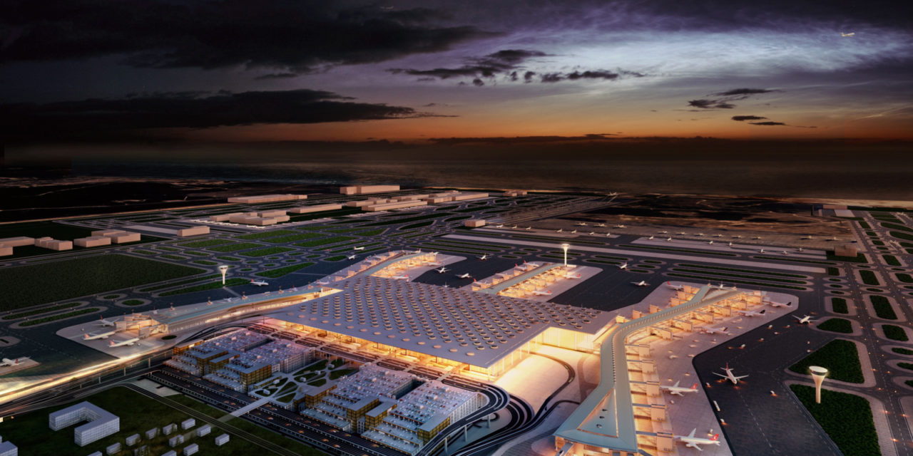 Digitising the world's largest airport