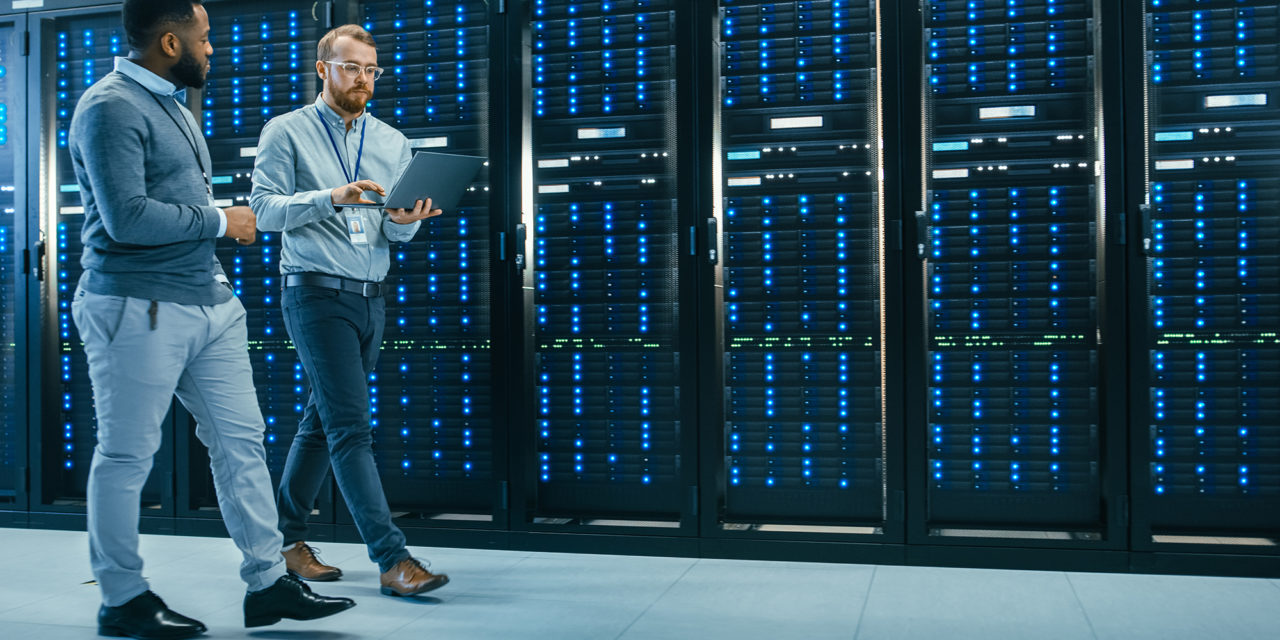 Business benefits of colocation