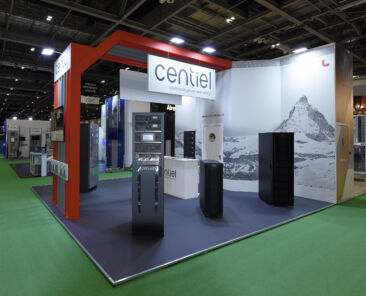 AGILE UPS SOLUTIONS SHOWCASED AT DCW 2020