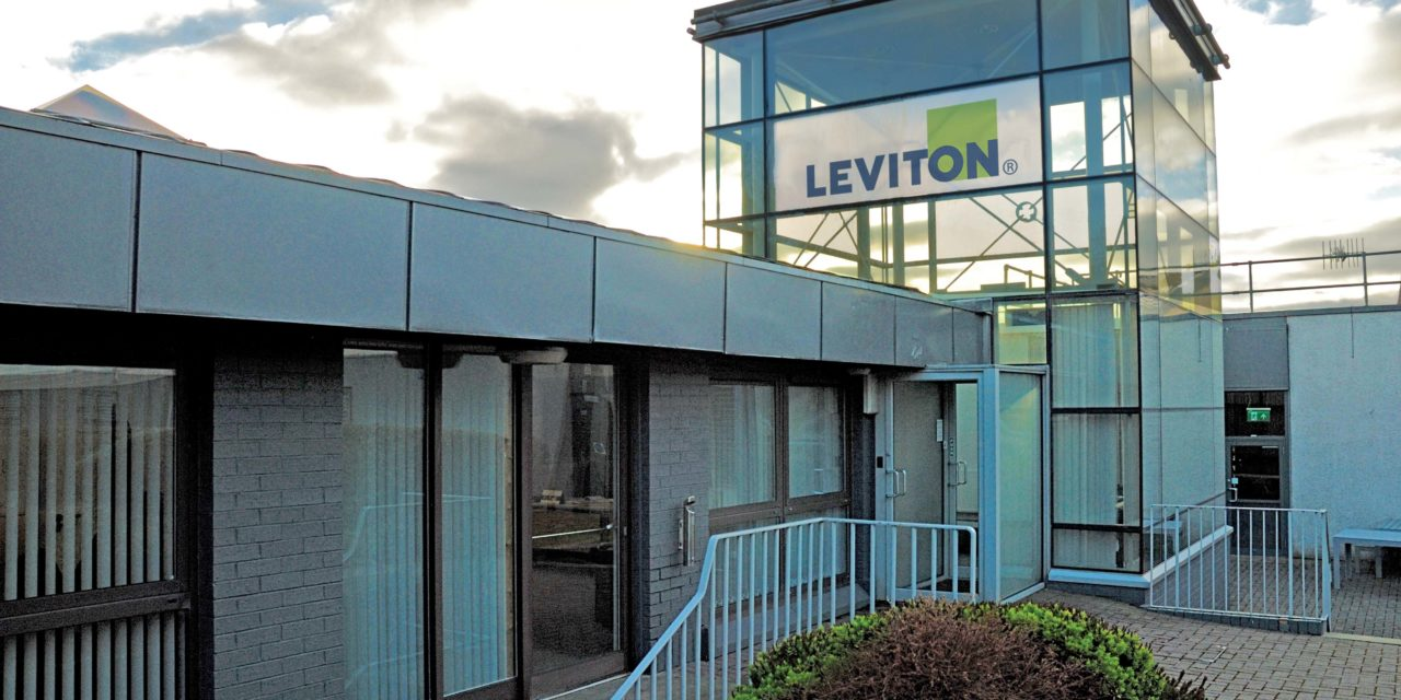 Brand-Rex Legal Entity to become Leviton Manufacturing UK Limited