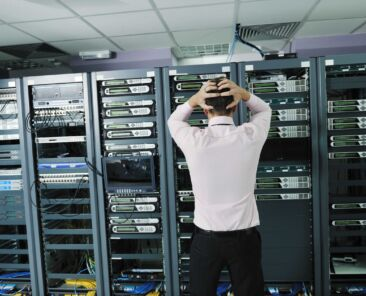 Disaster recovery: in-house vs. outsourced