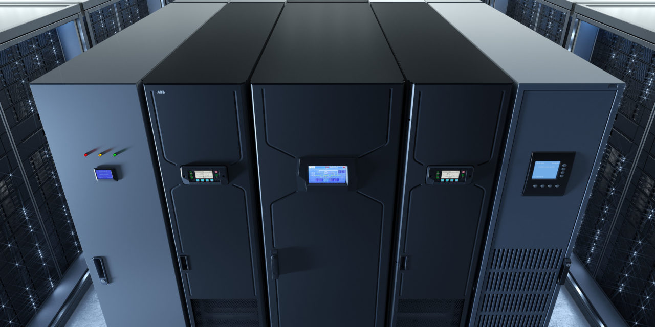 ABB Launches Innovative UPS solution