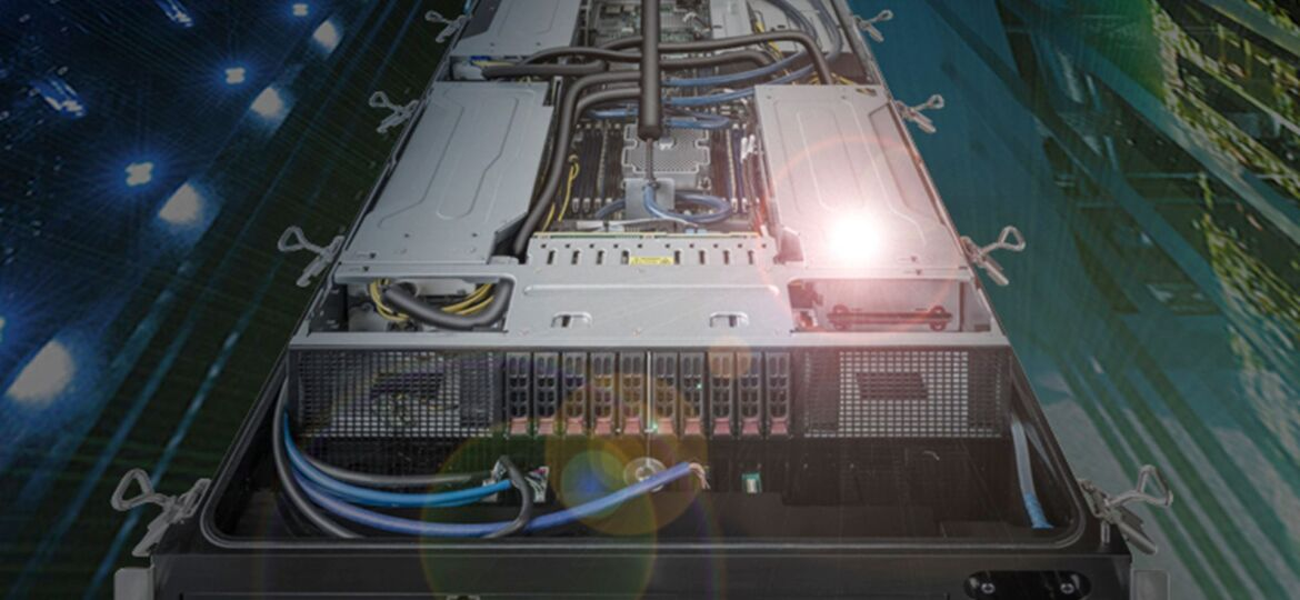 Schneider Electric Announces Industry's First Integrated Rack with Immersed, Liquid-Cooled IT for Data Centres.