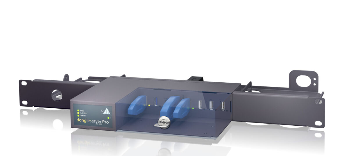 SEH Technology launches new dongle servers for virtualisation and outsourcing in the digital age