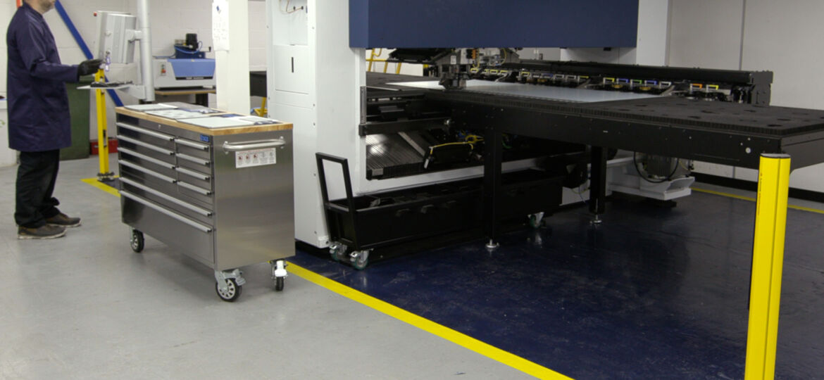 Verotec makes third round investment of a further £500k to increase capacity and improve capability and service