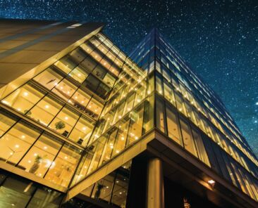 How converged networks support IoT and building management