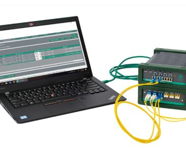 Anritsu Company Introduces Solution to Conduct True PIM Analysis Over Fibre and Present RF Spectrum Derived from IQ Data