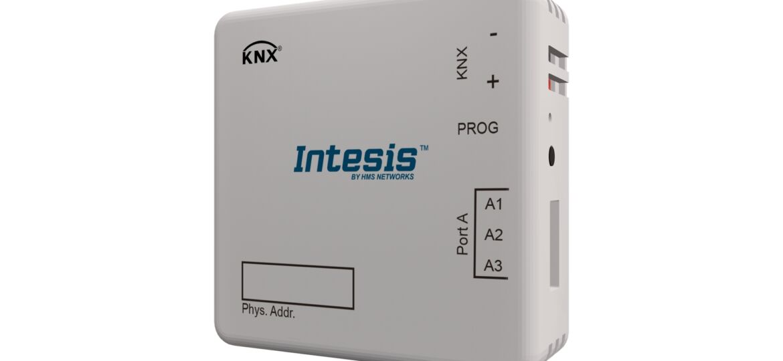 New Intesis gateway for easy integration of Modbus RTU slaves to KNX systems