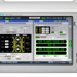 Anritsu extended 116-Gbit/s PAM4 error detector functions take world lead in evaluations for 400-GbE and 800-GbE transmissions