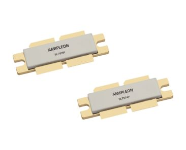 "Ampleon releases ""breakthrough"" Si LDMOS devices reaching 80% efficiency for VHF and UHF applications"