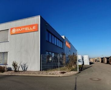 Emtelle has acquired 16,000sqm of land located adjacent to its manufacturing plant in Erfurt, Germany.