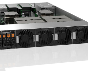 A_Supermicro AS-2124GQ-NART Server with NVIDIA A100 GPU _frontview