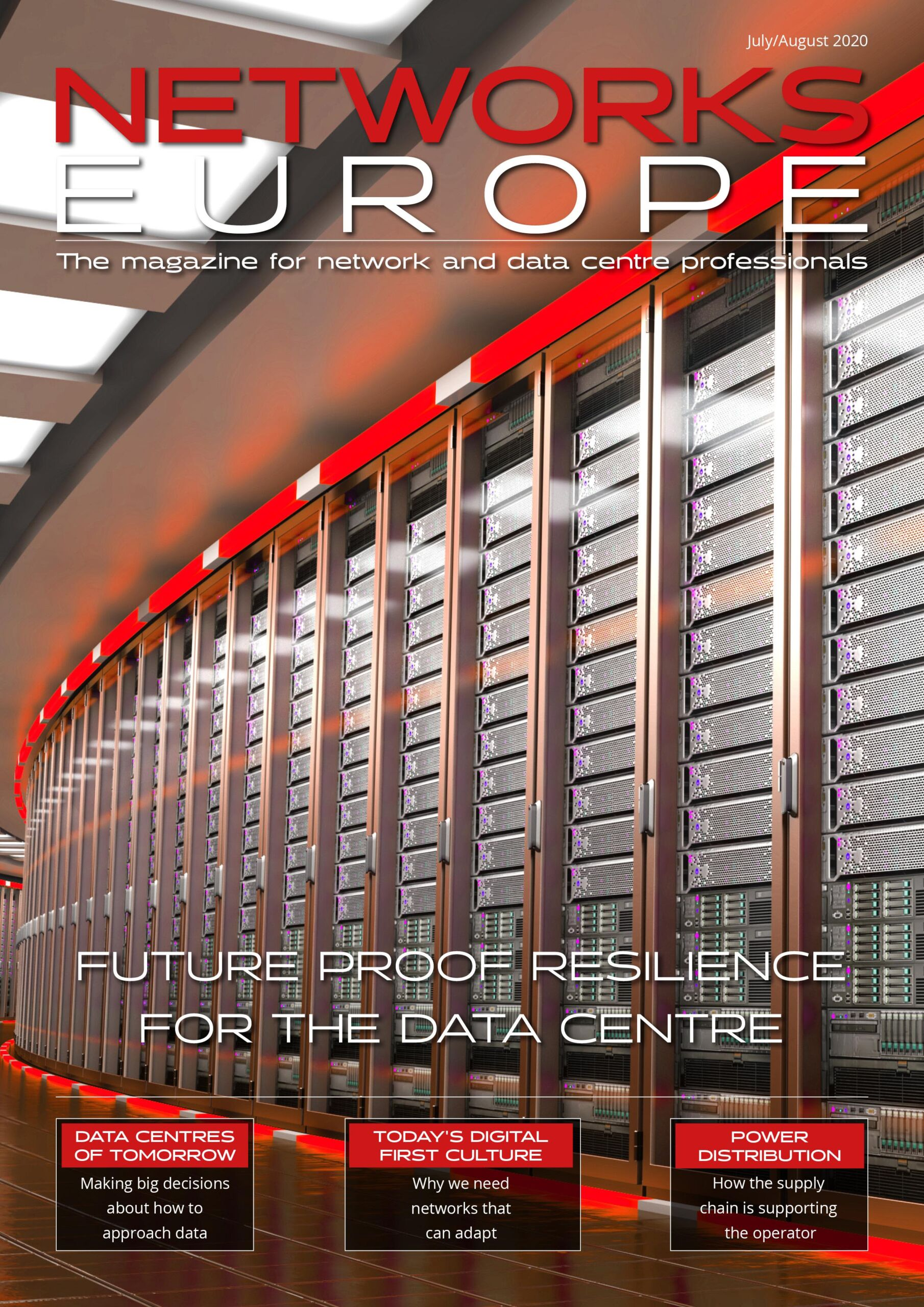Networks Europe Magazine | Issue: July-August 2020