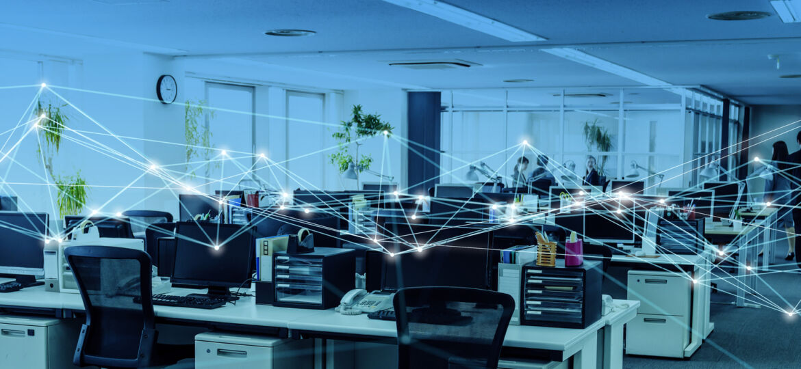 Connectivity and continuity: addressing the need for smart workplaces