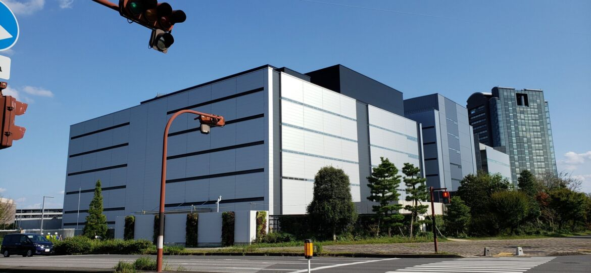 Colt DCS launches its largest data centre in Japan, Inzai 3