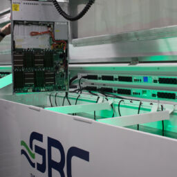 GRC and Total Data Centre Solutions partner to expand data centre liquid immersion cooling in Europe