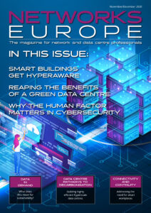 Networks Europe Magazine - November/December 2020 Issue front cover