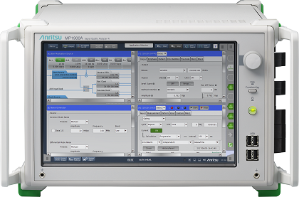 Anritsu and Tektronix introduce PCI Express 5.0 test system