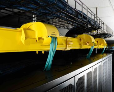 Siemon introduces innovative toolless LightWays fibre routing system