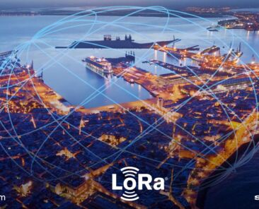 Semtech and WITRAC provide cold chain control for maritime corridor with LoRaWAN
