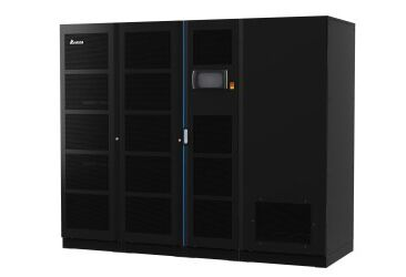 Delta's Ultron DPS UPS 300-1200 kVA offers reliability with the highest power density for MW Scale data centres