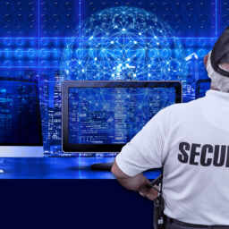 Data security in the new business world