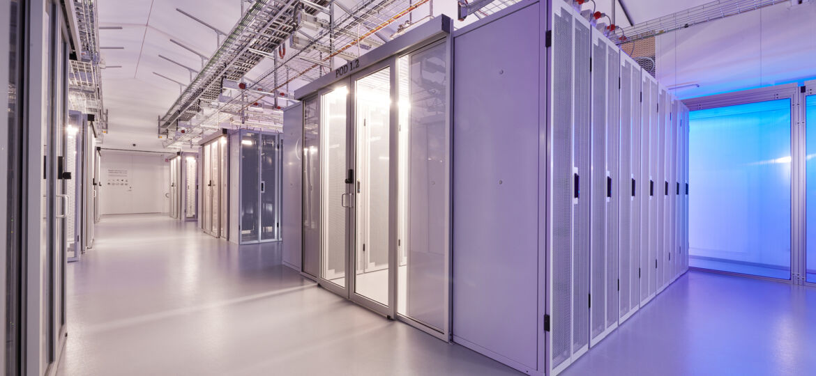 A three-step strategy to drive data centre performance and sustainability