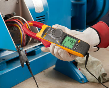 Fluke launches clamp meters with non-contact voltage measurement to make electrical testing safer